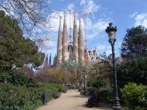 Barcelona - obytným vozem