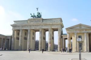 Berlín - obytným vozem