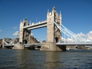 Londýn - obytným vozem