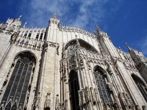 Miláno - obytným vozem