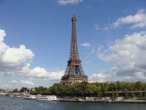 Paříž - obytným vozem