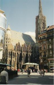 Vídeň - obytným vozem