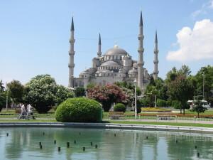 Istanbul - obytným vozem