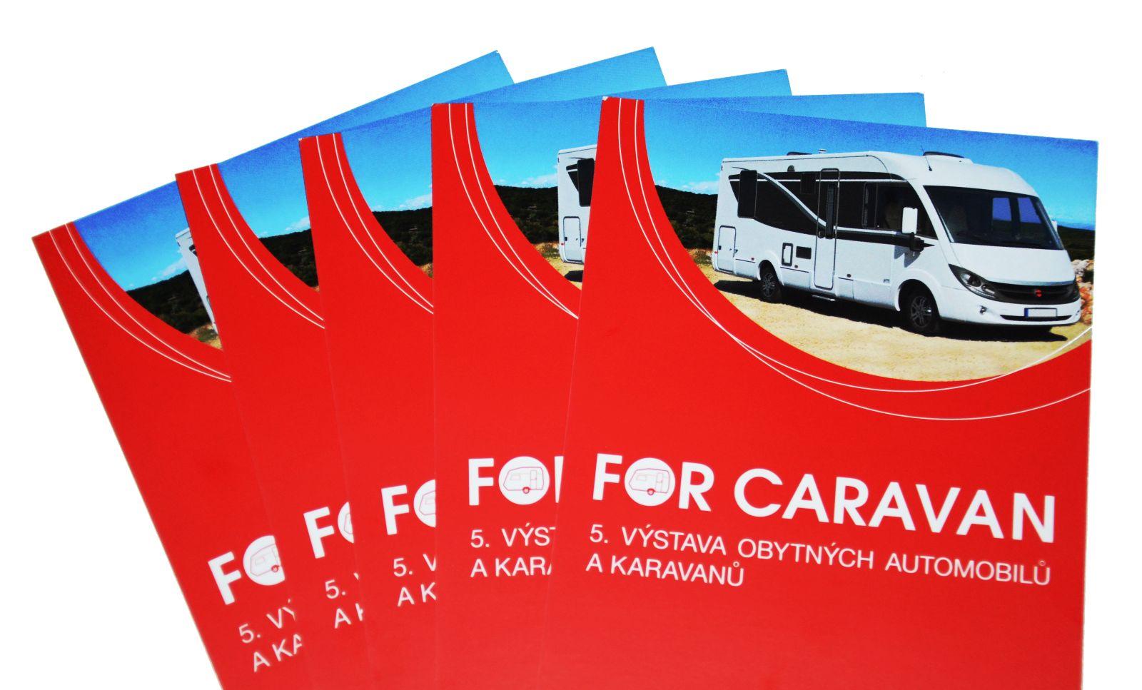 Lístky zdarma na veletrh For Caravan 2014 v Praze