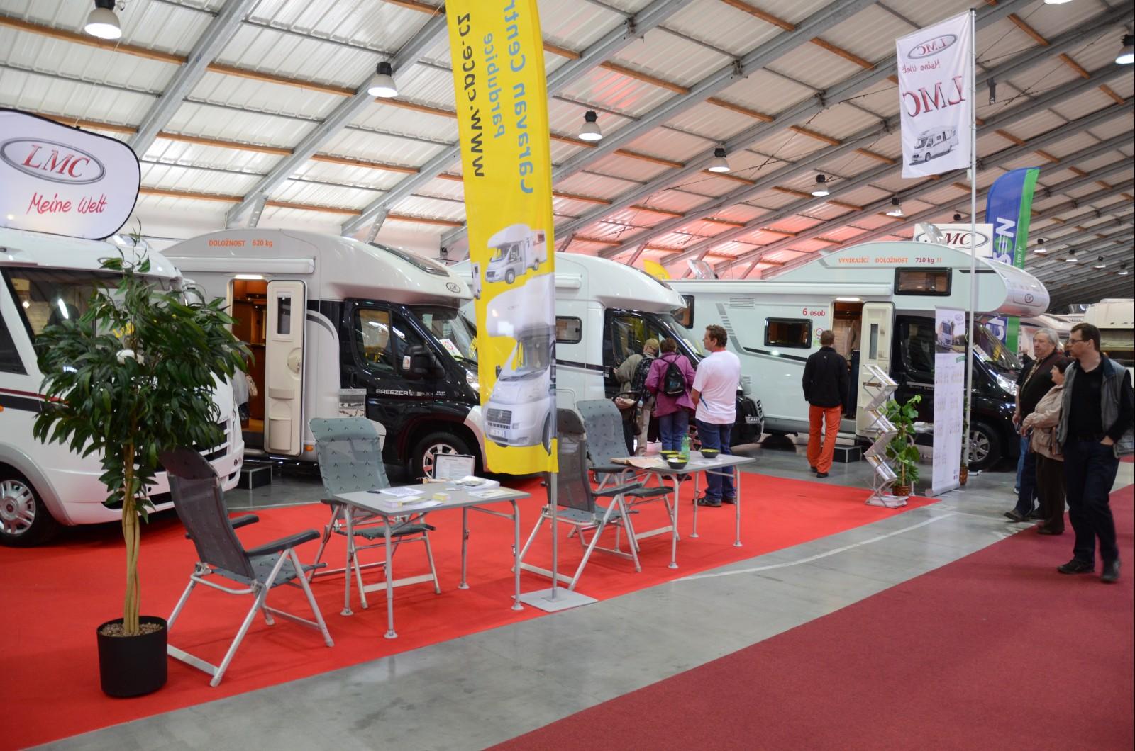 Výstava FOR CARAVAN 2014