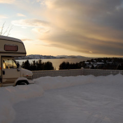 10 tipů jak udržet teplo v karavanu nebo obytném autě