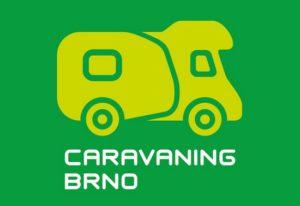 logo caravaning Brno