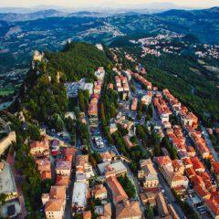 San Marino – to je výzva pro dovolenou s karavanem