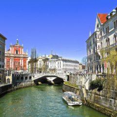 Výlet za památkami a zajímavostmi Slovinska