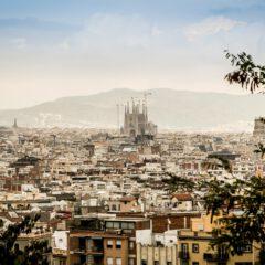Dobývání Barcelony karavanem